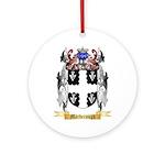 Marberough Round Ornament