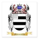 Marascalchi Square Car Magnet 3