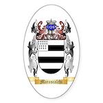 Marascalchi Sticker (Oval)