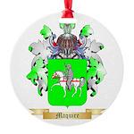 Maquire Round Ornament