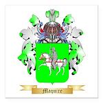 Maquire Square Car Magnet 3