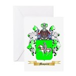 Maquire Greeting Card