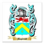 Mapletoft Square Car Magnet 3