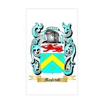 Mapletoft Sticker (Rectangle)