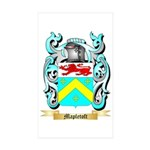 Mapletoft Sticker (Rectangle 50 pk)