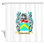 Mapletoft Shower Curtain