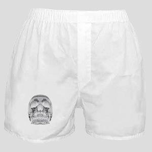 Crystal Skull Boxer Shorts