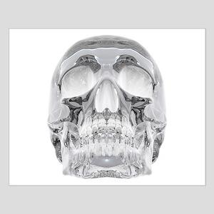 Crystal Skull Small Poster