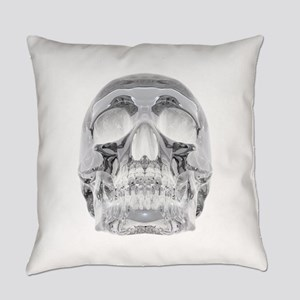 Crystal Skull Everyday Pillow