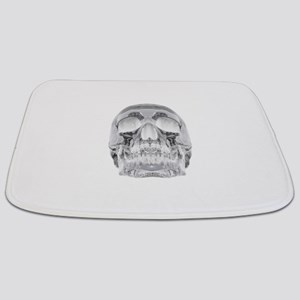 Crystal Skull Bathmat