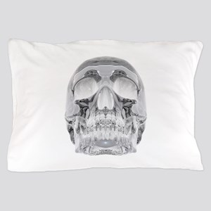 Crystal Skull Pillow Case