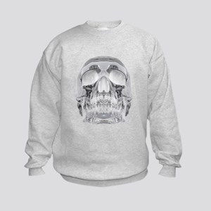 Crystal Skull Kids Sweatshirt
