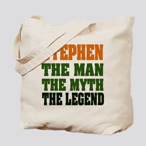 STEPHEN - the legend Tote Bag