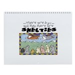 2018 Colorado Sheltie Rescue Wall Calendar