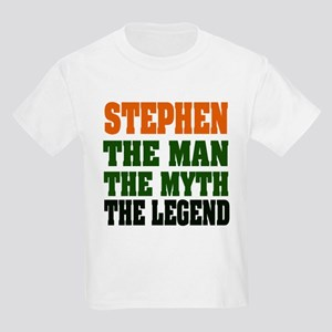 STEPHEN - the legend Kids Light T-Shirt