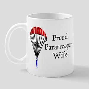 Proud Paratrooper Wife Mug