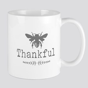 Bee Thankful Mug Mugs