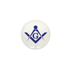 The Big G Mini Button (10 pack)