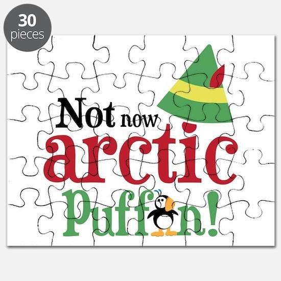 Arctic Puffin Puzzle