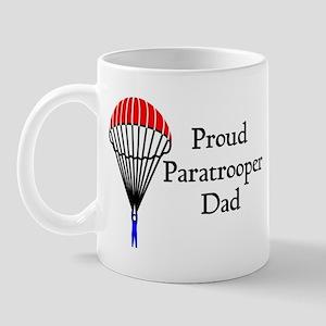 Proud Paratrooper Dad Mug