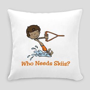 Who Needs Skiis? Everyday Pillow