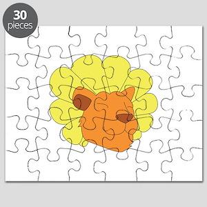 Dandy Lion Head Puzzle