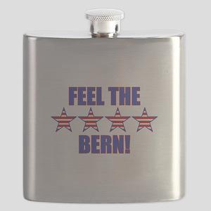 Feel the Bern! Flask