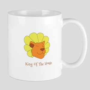 King of the House Mugs