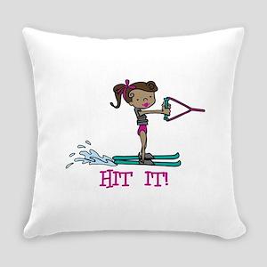 Hit It Everyday Pillow