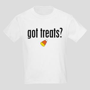 got treats? Kids Light T-Shirt