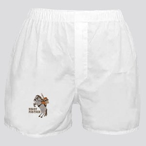 Howdy Partner Boxer Shorts