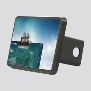 End of the World Rectangular Hitch Cover