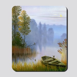 Beautiful Summer Painting Mousepad