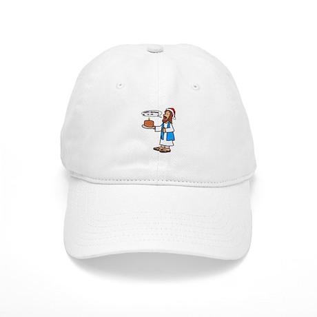Happy Birthday Jesus Christmas Baseball Cap By Admin CP66436521