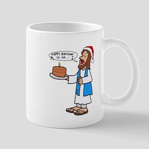 Happy Birthday Jesus Christmas Mugs