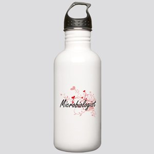 Microbiologist Artisti Stainless Water Bottle 1.0L