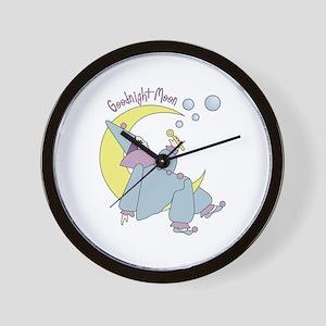 Goodnight Moon Wall Clock