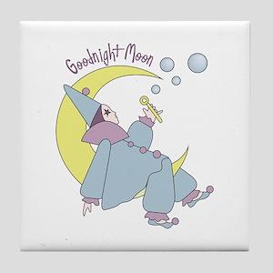 Goodnight Moon Tile Coaster