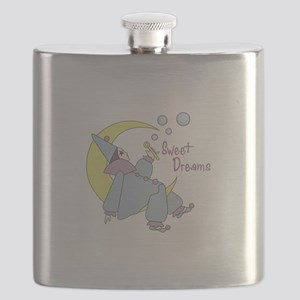 Sweet Dreams Moon Flask