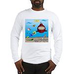 Deep SCUBA Long Sleeve T-Shirt