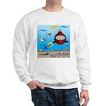 Deep SCUBA Sweatshirt