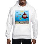 Deep SCUBA Hooded Sweatshirt