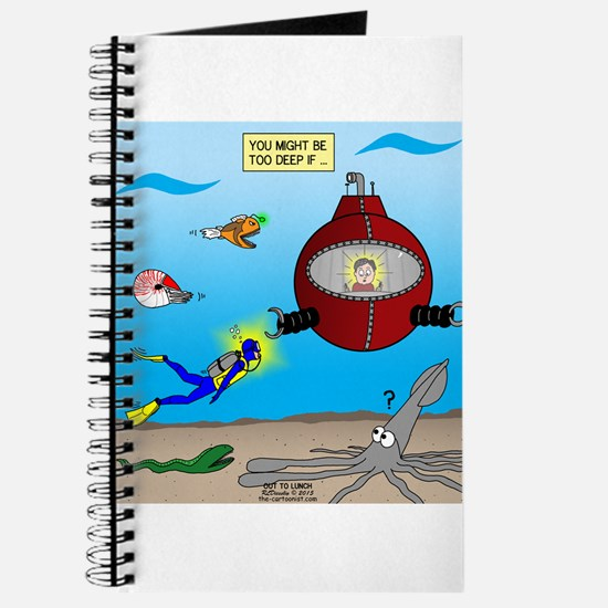Deep SCUBA Journal