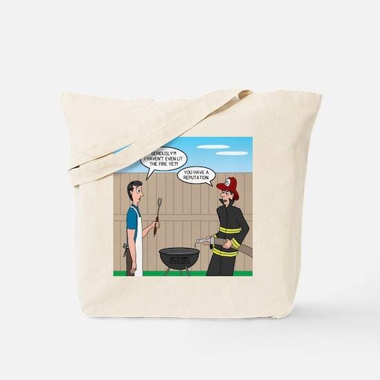 Dangerous Griller Tote Bag