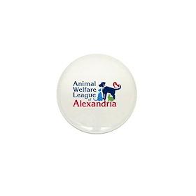 Awla Small Mini Button