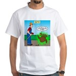 Turkey Hulk White T-Shirt