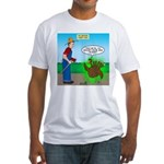 Turkey Hulk Fitted T-Shirt