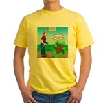 Turkey Hulk Yellow T-Shirt
