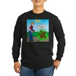Turkey Hulk Long Sleeve Dark T-Shirt