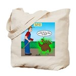 Turkey Hulk Tote Bag